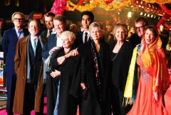 The Best Exotic Marigold Hotel Cast